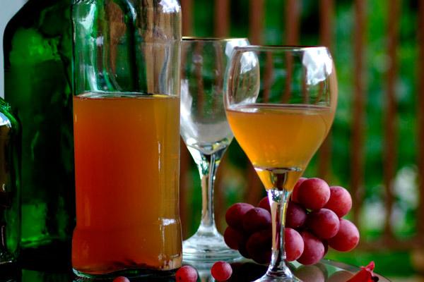 Рецепты виноградного вина в домашних условиях 239