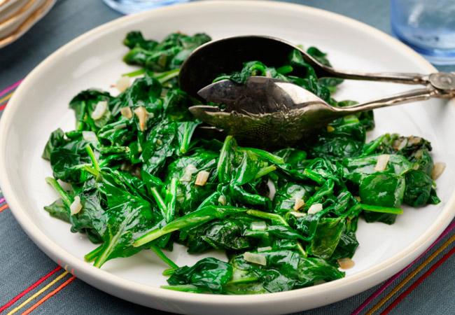 Как употреблять шпинат