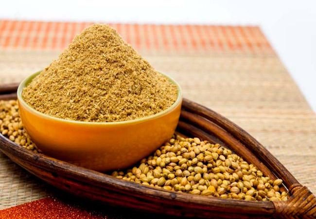 Семена кинзы: полезные свойства в косметологии