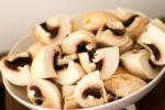 Как заморозить грибы шампиньоны на зиму