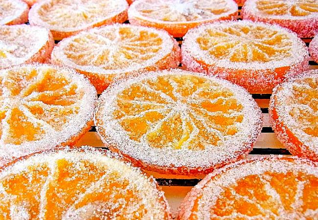 Как сделать из лимона цукат 877