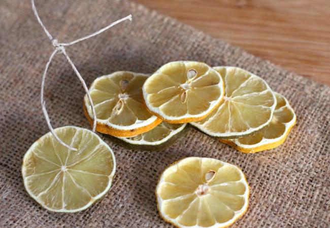 как можно сделать лимон