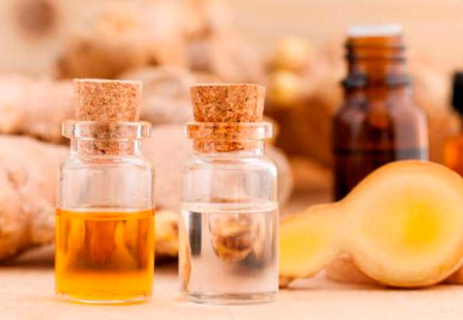 Эфирное масло имбиря в косметологии