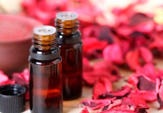 Применение эфирного масла розового дерева в косметологии