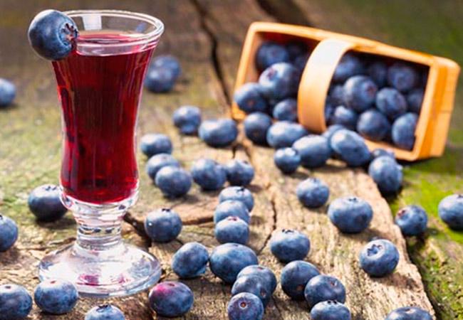 Как сделать вино из голубики в домашних условиях