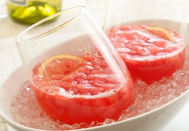 Вино из арбуза в домашних условиях: рецепт с водкой