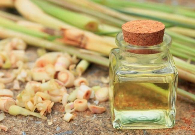 Где применяют эфирное масло лемонграсса