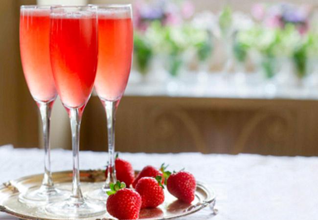 Домашнее вино из клубники: рецепт приготовления