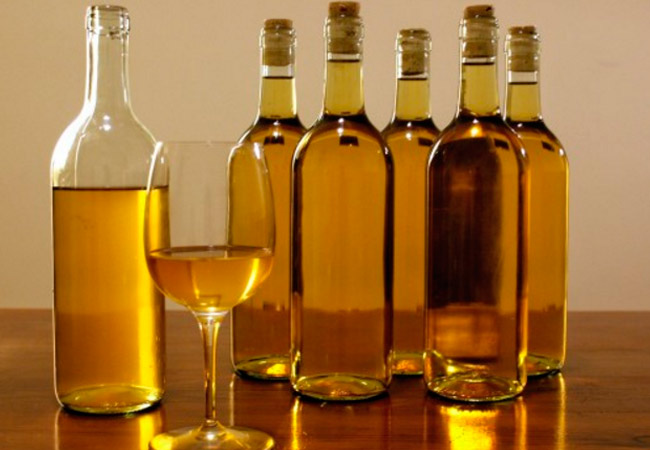 Вино из сока яблок в домашних условиях
