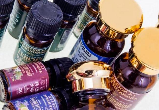 Ладанное масло для волос