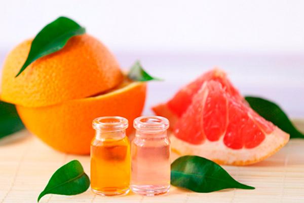 Применение эфирного масла грейпфрута в косметологии