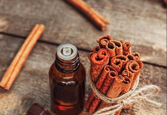 Использование эфирного масла корицы