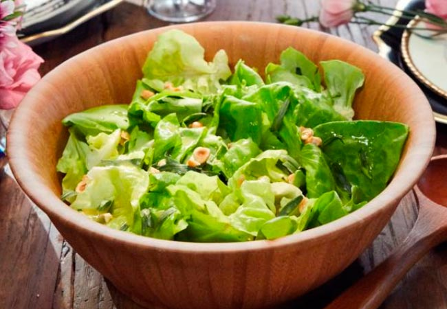 Полезные свойства салатной горчицы