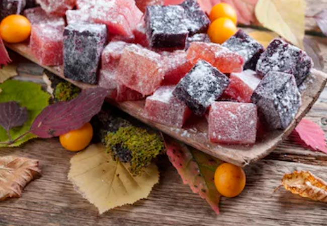 Как самостоятельно приготовить цукаты из ревеня