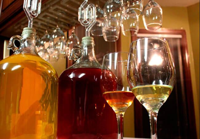 Доступный рецепт вина из полукультурки