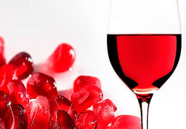 Как правильно поставить гранатовое вино в домашних условиях
