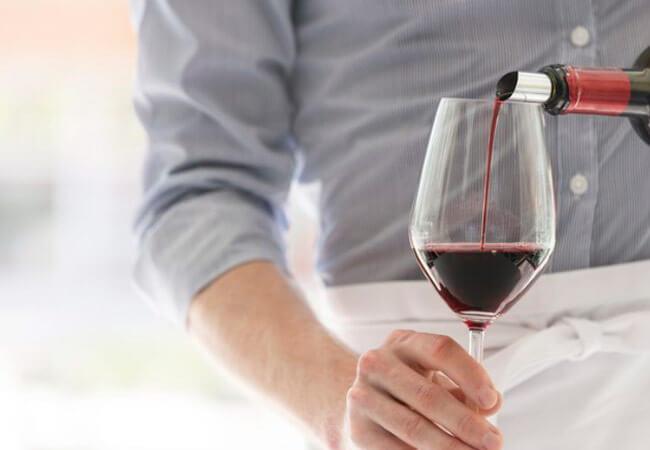 Брусничное вино на домашней закваске