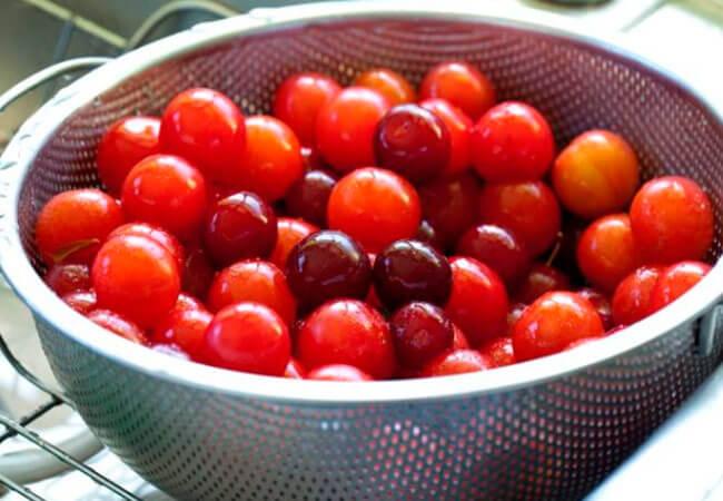 Как сделать вино из красной алычи в домашних условиях