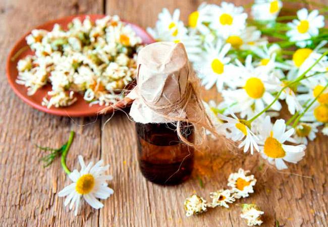 Эфирное масло ромашки: состав