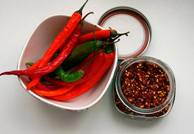 Как сделать масло красного перца своими руками