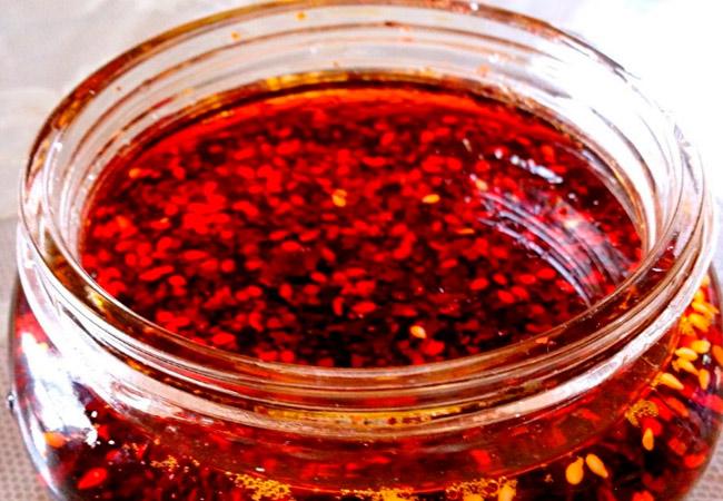 Масло красного перца в народной медицине