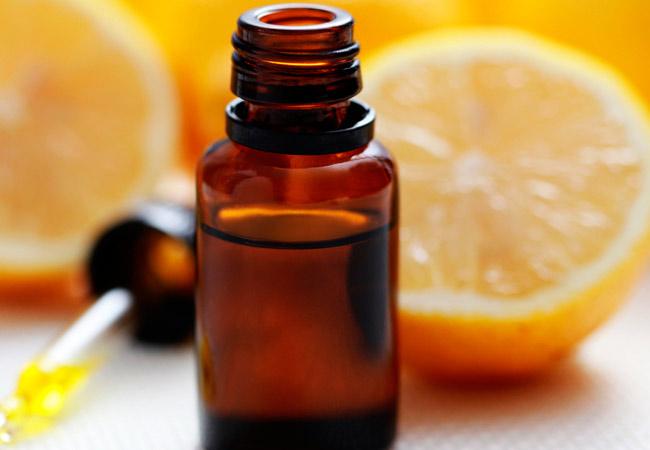 Применение эфирное масла лимона в народной медицине