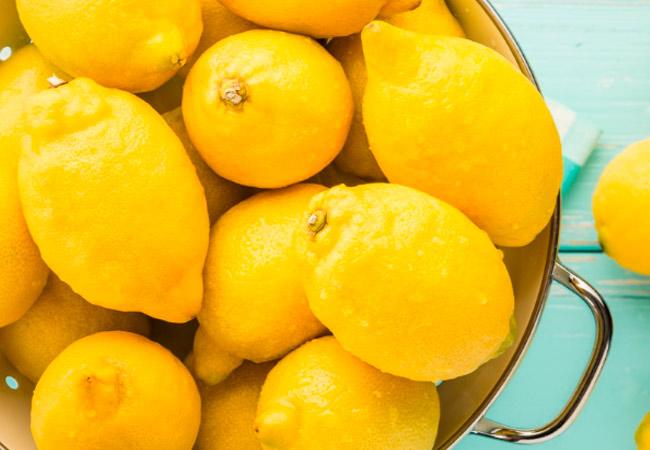 Солим лимоны дома