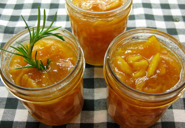 Лимонное варенье: рецепт с цедрой