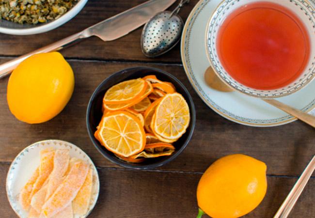 Как использовать сушеные лимоны