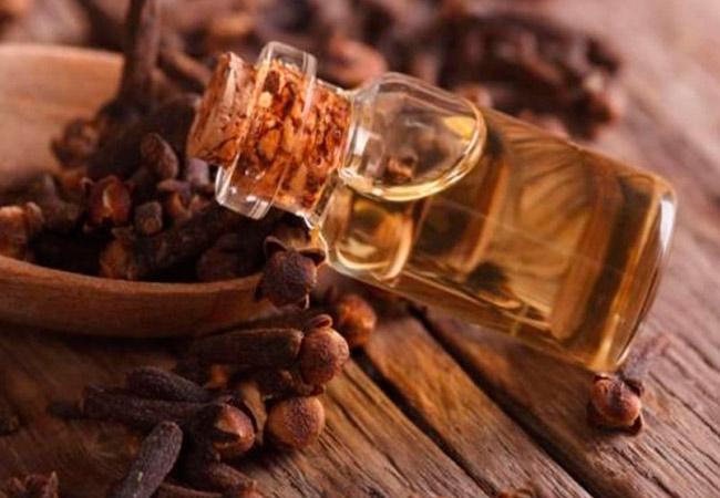 Использование эфирного масла гвоздики