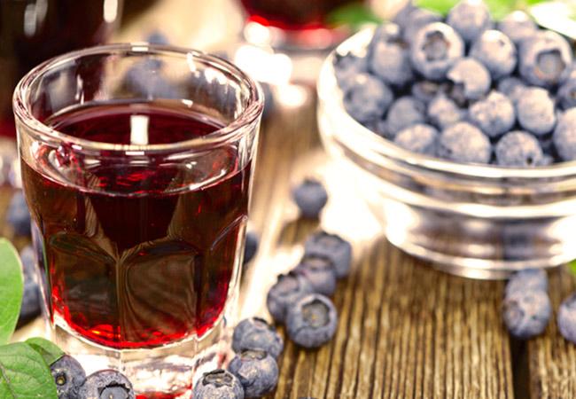 Вино из черники в домашних условиях с медом