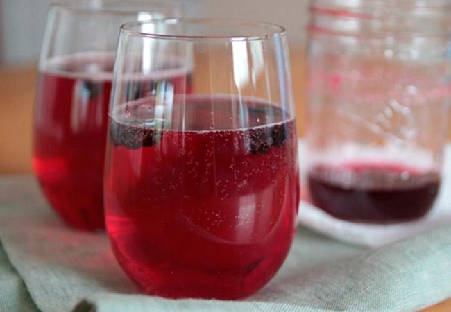 Столовое вино из голубики, рецепт собственного приготовления