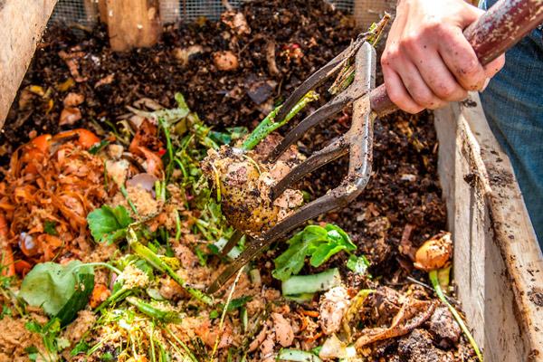 Как сделать садовый компост