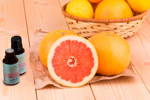Рецепты с эфирным маслом грейпфрута
