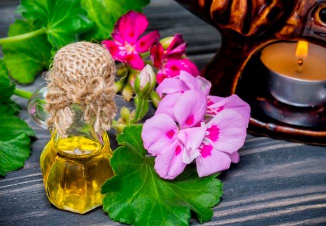Рецепты с эфирным маслом герани
