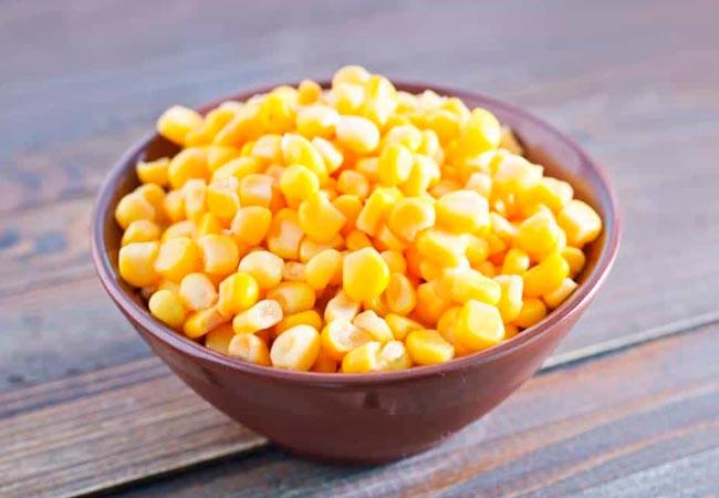 Кукуруза, консервированная без уксуса