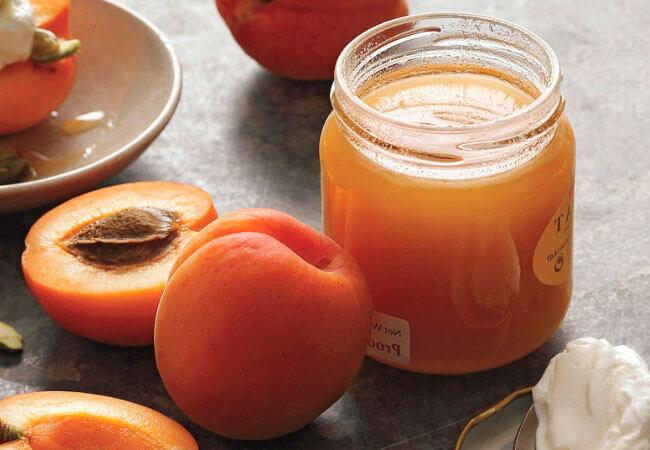 Как сделать вкусное абрикосовое вино из компота