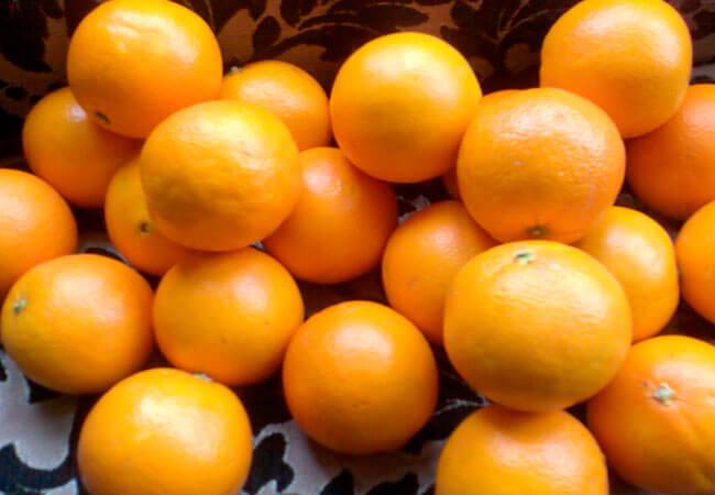 Как правильно выбрать апельсины для вина