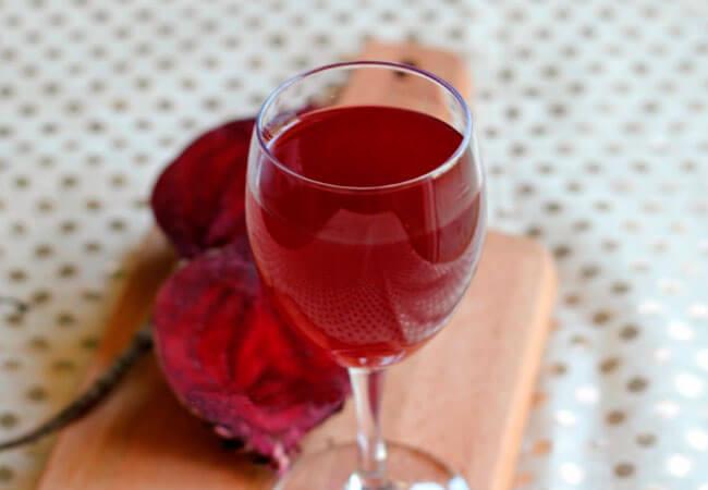 Вино из свеклы в домашних условиях с лимоном и апельсином