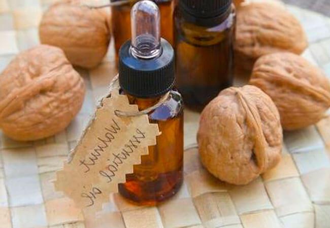 Как применять эфир грецкого ореха