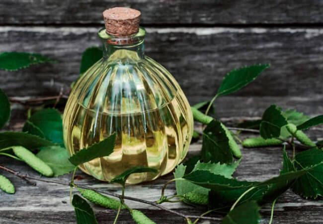 Эфирное масло березы