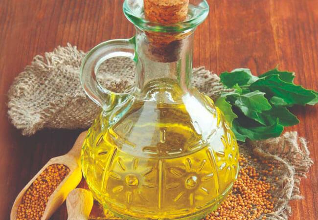 Химический состав эфирного масла горчицы