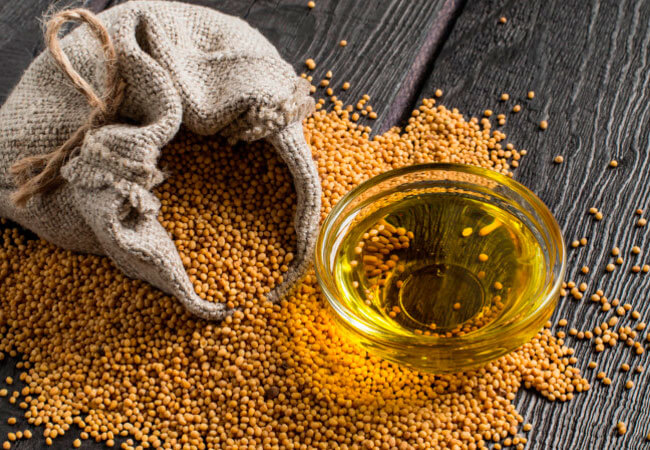 Как использовать эфирное масло горчицы