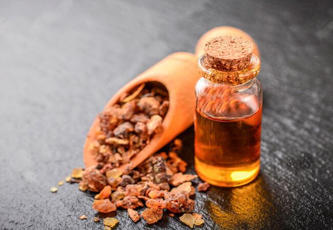 Использование масла сычуаньского перца