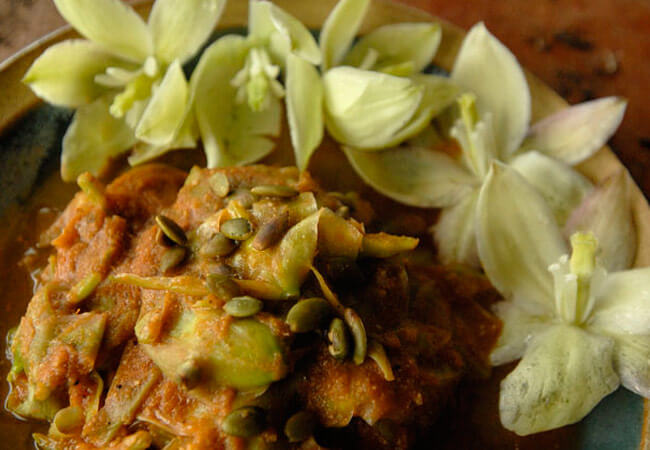 Применение юкки в кулинарии