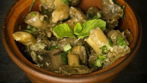 Гриб зеленушка или зеленая рядовка - основные характеристики