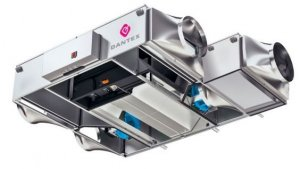 Техника для вентиляции и отопления складского помещения
