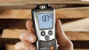 Измерение влажности твердых и сыпучих материалов - как это работает
