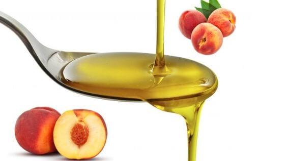персиковое масло применение