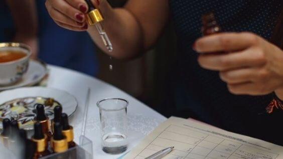 как сделать духи в домашних условиях рецепты